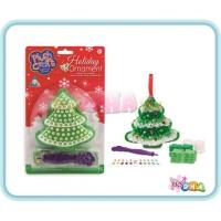 Art & Craft - PlushCraft Christmas Ornament - Christmas Tree