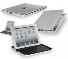 Logitech Type & Go Apple iPad 2 3 4 Bluetooth Connect Keyboard Case
