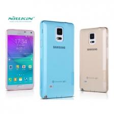 Nillkin Nature Ultra Thin Samsung Galaxy Note 4 Transparent TPU Case