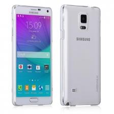 Momax Clear Breeze Slim Samsung Galaxy Note 4 Transparent TPU Case