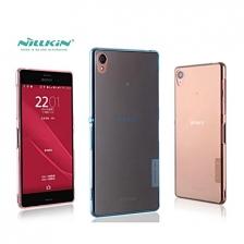 Nillkin Nature Ultra Thin SONY Xperia Z3 Transparent TPU Case Cover
