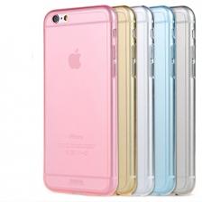 REMAX Super Slim Iphone 6 Plus Ultra Thin TPU Jelly Back Cover Case