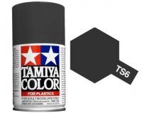 Tamiya Matt Black Paint Spray TS-06