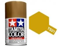 Tamiya Gold Paint Spray TS-21