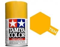 Tamiya Camel Yellow Paint Spray TS-34