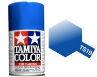 Tamiya Metallic Blue Paint Spray TS-19