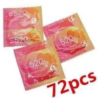 520 Super Thin Condom (72 pcs) - Expire 2019
