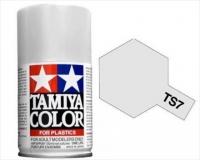 Tamiya Semi Racing White Paint Spray TS-07