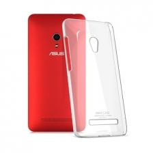 Asus ZenFone 4 4.5 5 6 Transparent Slim Soft TPU Case Back Cover