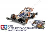 Tamiya  JR AERO MANTA RAY BLACK METALLIC SP LIMITED, AR CHASSIS #94989