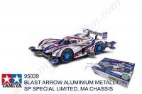 Tamiya  JR Blast Arrow - MA Chassis Aluminum Metallic #95039