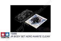 Tamiya  JR BODY SET AERO AVANTE CLEAR #15466