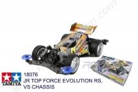 Tamiya  JR TOP FORCE EVOLUTION RS, VS CHASSIS #18076