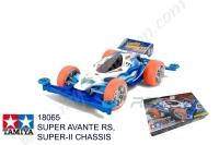 Tamiya  SUPER AVANTE RS, SUPER II CHASSIS #18065