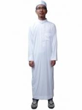 Jubah Al-Haramain (Putih)