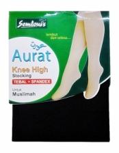 Aurat Stocking Semlouis (Warna Hitam)