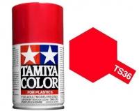Tamiya Flourescent red Spray TS-36