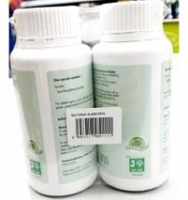Bio-Life Organic Spirulina 500mg (2 Bottles x 100 )