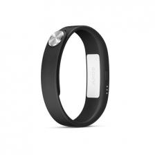 SONY SWR10 Bluetooth SmartBand SmartWear Smart Band life Logger (Black)