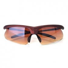 Bull's Eye Sport Sunglasses 1116 (Brown)