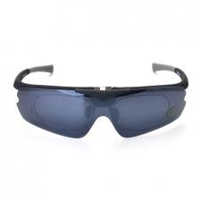 Bull's Eye Sport Sunglasses 1112 (Black)