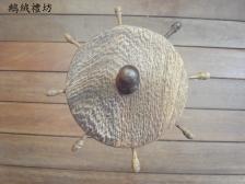 雞翅木圓形雙層12針筆架 Wenge 12-brush Hanger (Round)