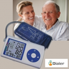 Diaier Blood Pressure Monitor (Arm Type)