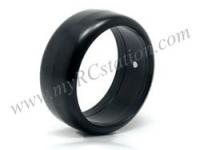 Square Plastic Drifting Mega Hard Tire #SRK-MH1