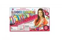 Colorful Loom Band Starter Kit 1200PCS