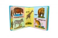 Padded Book Animals