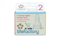 Lifefactory Stage 2 Nipples