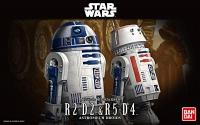 [Star Wars] 1/12 R2-D2 & R5-D4