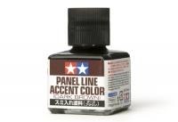 Tamiya Panel Line Accent Color - Dark Brown