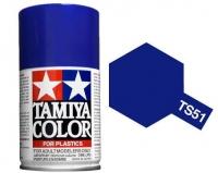 Tamiya Racing Blue Paint Spray TS-51