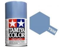 Tamiya Pearl Light Blue Paint Spray TS-58