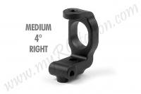 XR-302363 COMPOSITE C-HUB RIGHT- 4° DEG. - MEDIUM  #XR-302363