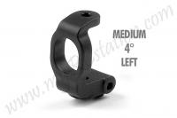 XR-302364 COMPOSITE C-HUB LEFT - 4° DEG. - MEDIUM  #XR-302364