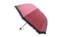 French Fashion Umbrella- Diamond Lace