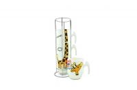 4 Pieces Stackable Giraffe Cup