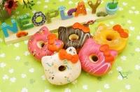 Jumbo Hello Kitty Donut