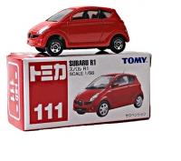 Tommy Takara Diecast vehicle - #111 SUBARU R1