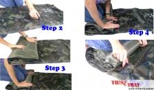 Portable Auto/self Inflatable Air bed Mattress Cushion/Camping Mat