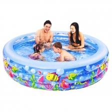 6ft Aquarium 3 Rings Kids Pool