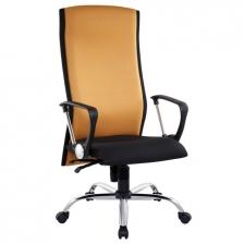 DF-411 Executive Highback Office Chair (PU Black)
