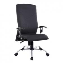 DA-512M - Executive Mediumback Chair (PVC Black)