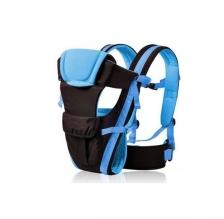 Adjustable Comfort Baby Carrier (Blue)