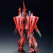 Z Gundam Unit 3 P2 Red Zeta