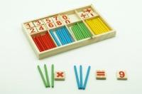 Mathematical Intelligence Colourful Stick