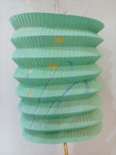 十二個小巧紙燈籠 12-Pc Mini Paper Lantern