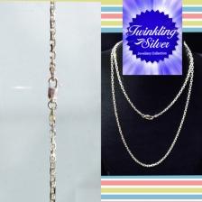 Fine 925 Silver Italy Chain ( IC25MMWZE55 )